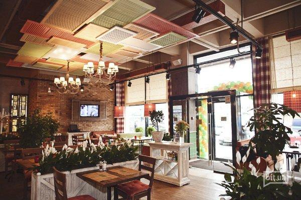Итальянское кафе для друзей «Руккола»