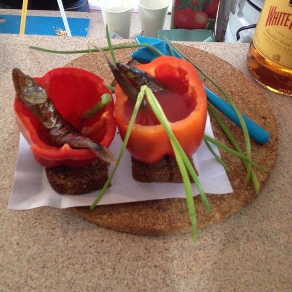 Четвертый фестиваль уличной еды в картинках