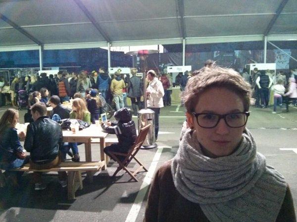 Четвертый фестиваль уличной еды в картинках – гости