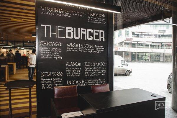 The Burger – новое заведение от создателей Beef