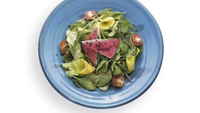 Салат с тунцом – 89 грн