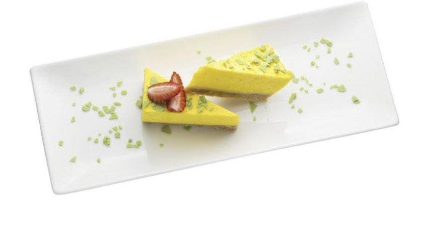 Чизкейк с лимоном – 59 грн