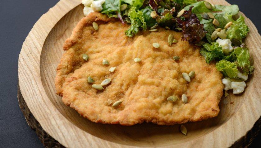 Шницель из курицы  – 145 грн