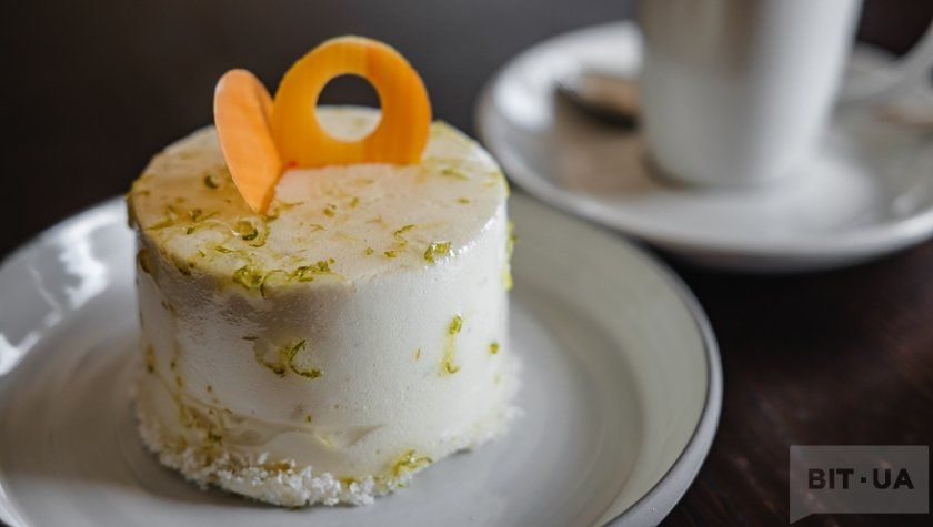 Лаймовое пирожное, 69 грн