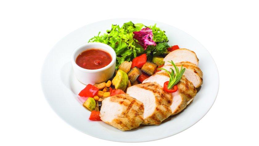 Куриное филе по-мексикански – 105 грн