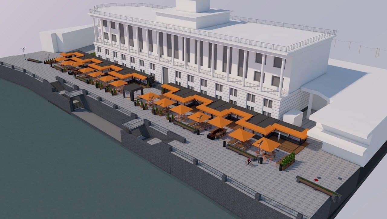 Как будет выглядеть «Бухта Food Station»