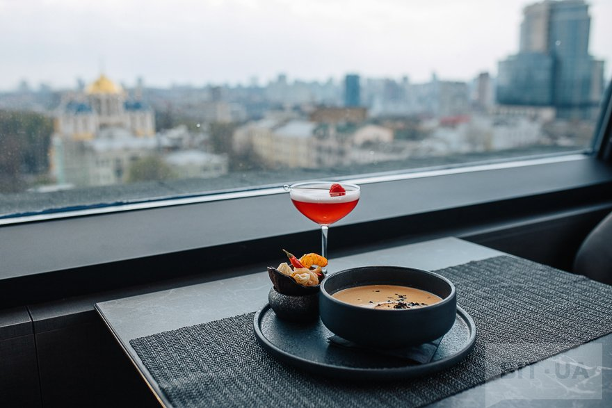 Тайский крем-суп